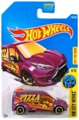 Hot Wheels Ford Transit Connect  kisautó