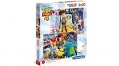 2X20 DB-OS SUPERCOLOR PUZZLE - TOY STORY Clementoni