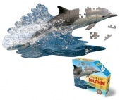 Wow Puzzle junior 100 db - Delfin