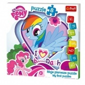 Baby puzzle - My Little Pony Trefl